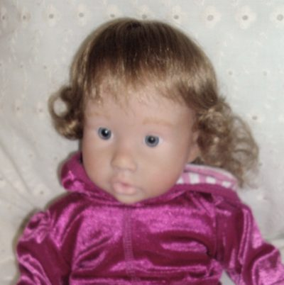 Newborn Doll Ashley