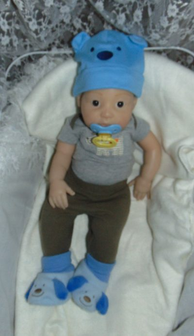 Newborn Doll Jason