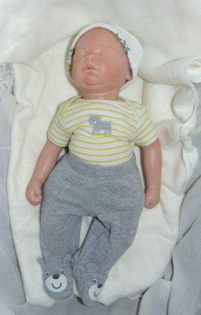 Newborn Doll Andrew