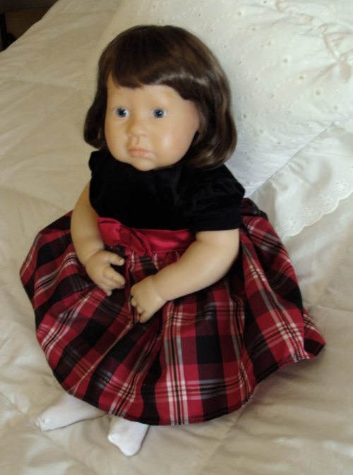 Newborn Doll Julia