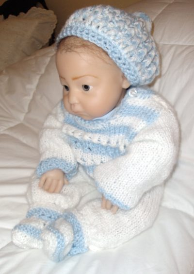Newborn Doll Joey