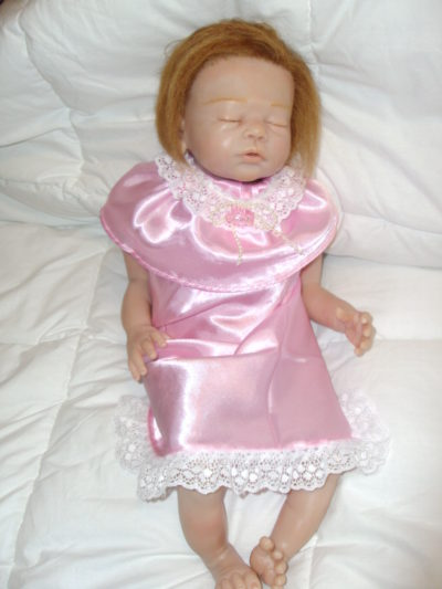Newborn Doll Samantha