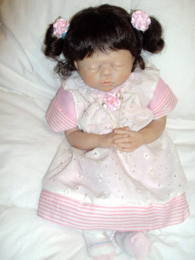 Newborn Doll Louise