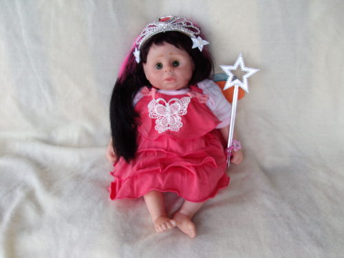 Fairy Doll in Red