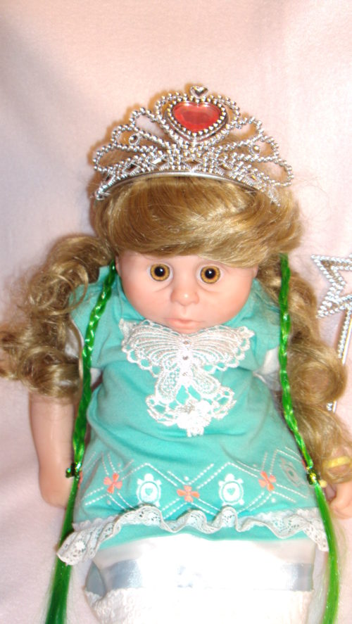 Fairy Doll in Green