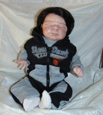Newborn Doll Sheldon