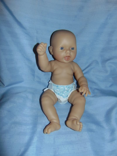 Berenguer Baby Boy Doll