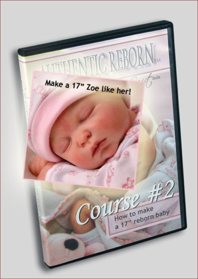 Authentic Reborn DVD - Course #2