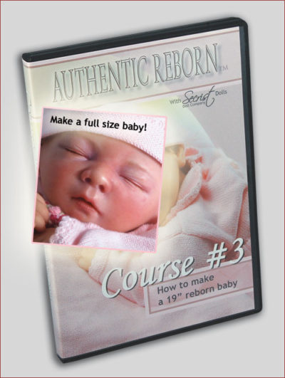 DVD - Authentic Reborn Course #3