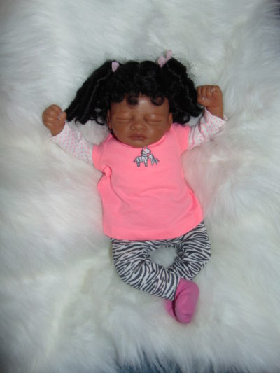 Newborn Doll Stacey