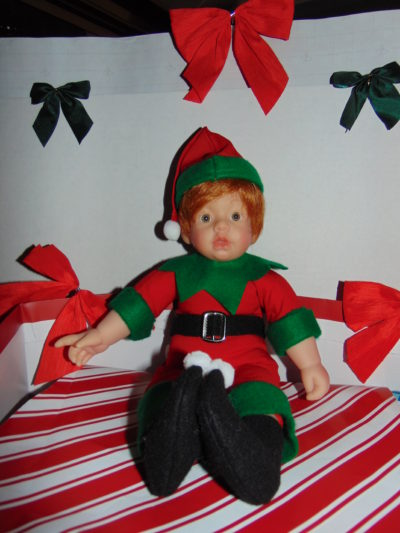 Guppy Elf Pixie Doll