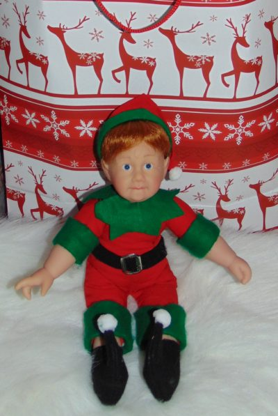 Bubba Elf Pixie Doll