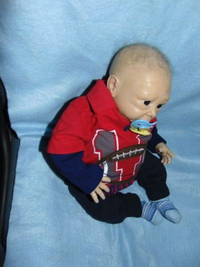 Newborn Doll Evan